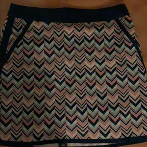 Size 0 golf skirt